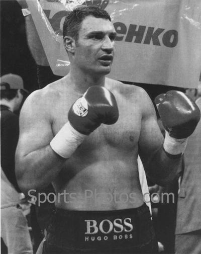 Klitschko devrait se balader ce soir