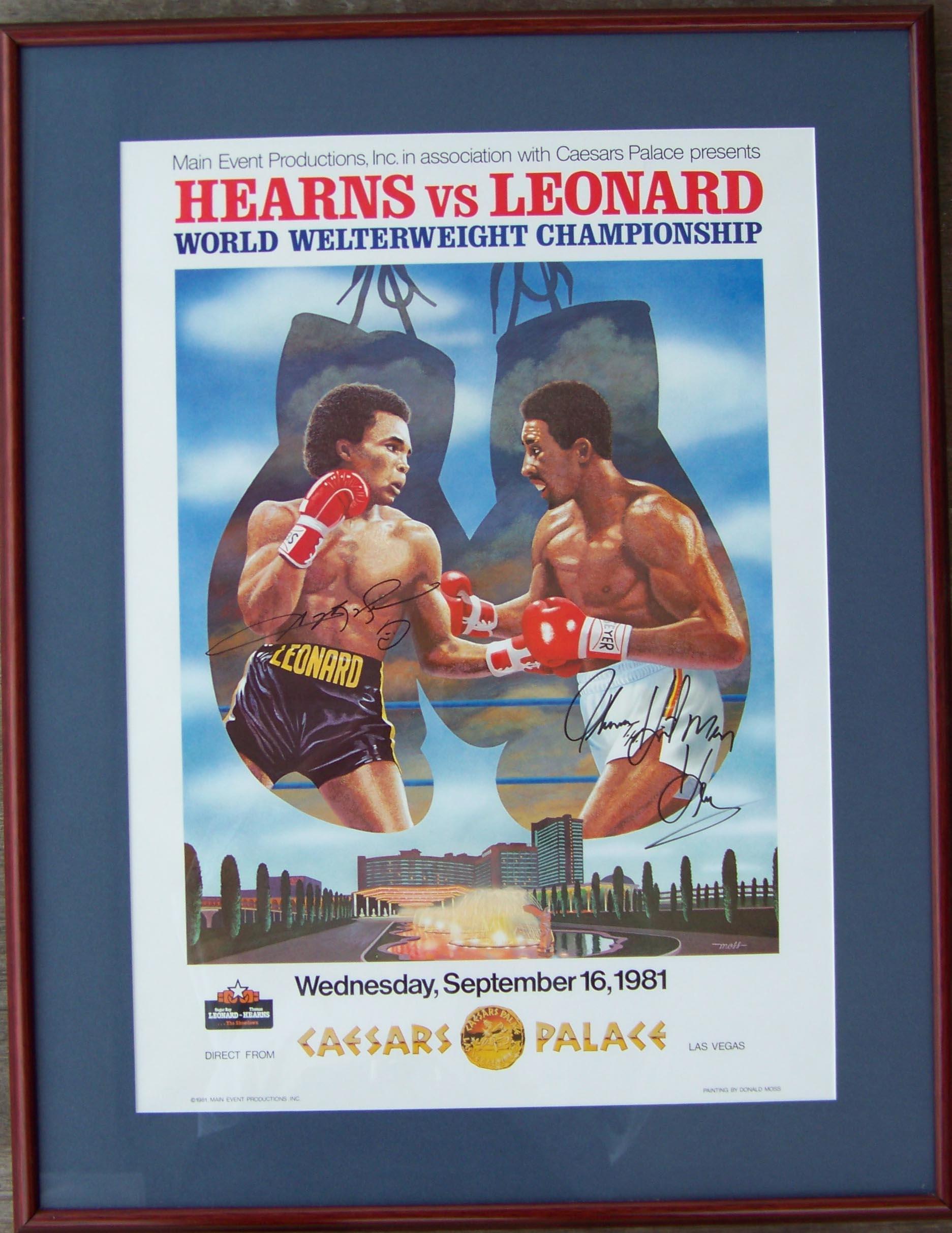 Leonard-Hearns