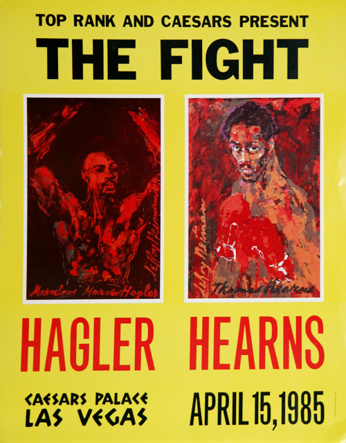 Hagler_Hearns_Poster