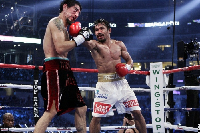 Pacquiao punit Margarito