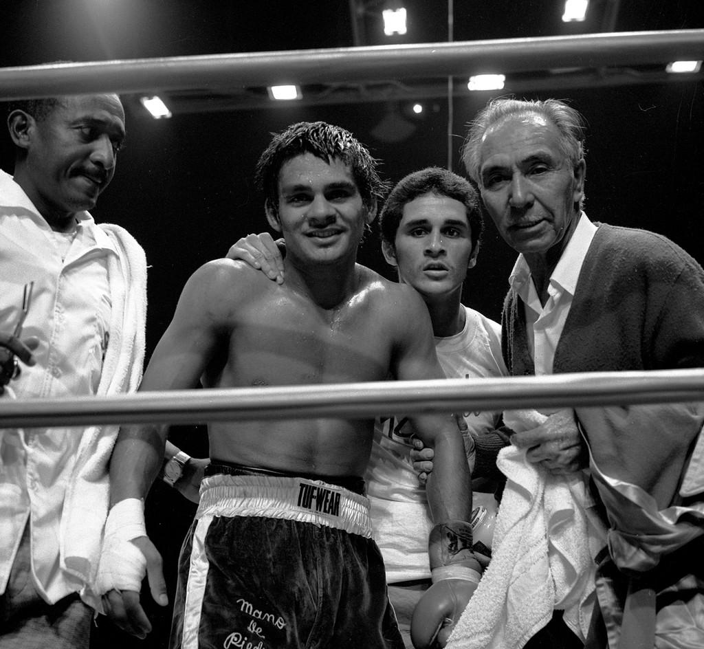 Roberto Duran Victory