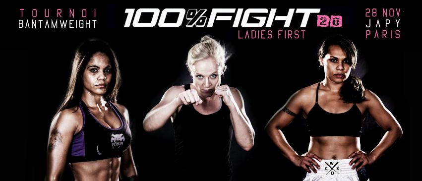 100 % Fight