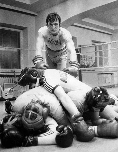 Eckhard Dagge, premier allemand champion du monde depuis Max Schmeling et une pile de sparring partners