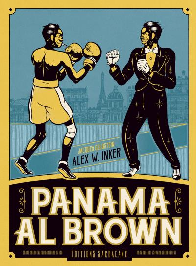 Panama-Al-Brown