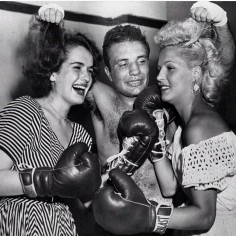 CHIC PIC #24 : Jake LaMotta et ses chicks