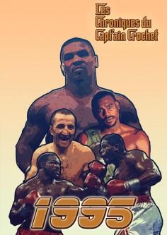 1995 : montez dans la Dolorean du Cap'tain Crochet pour revivre une année de boxe mythique