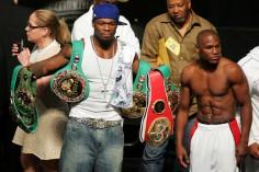 50 cent boxeur pro