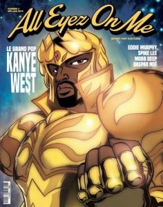 Il faut vraiment acheter le dernier numéro du magazine All Eyez On Me !