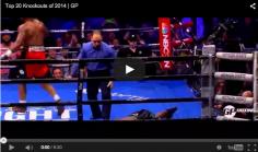 OUILLE : les 20 plus gros KO de 2014