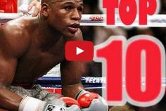 BIM : les 10 plus gros KO de Floyd Mayweather