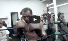 Un round avec Juan Manuel Marquez