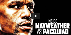 BOUM : Inside Mayweather vs. Pacquiao – épisode 1