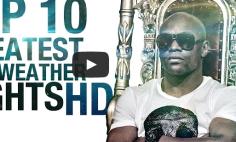 OH! Les 10 meilleurs combats de Floyd