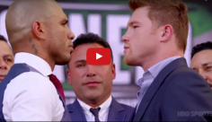 YEAH : Cotto vs Canelo HBO 24/7 épisode 1