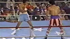 Jetez un oeil sur ce combat génial entre Salvador Sanchez et Wilfredo Gomez