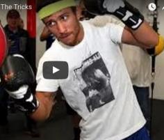 Les tricks de Vasyl Lomachenko
