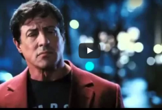 Rocky says : «Toi, moi, personne ne frappe aussi fort que la vie»