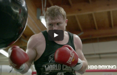Canelo vs Chavez Jr en mode HBO Greatest Hits