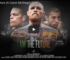 Dans la cage, Conor McGregor ne rigole pas