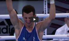 BOUM : le combat de Sofiane Oumiha, nouveau champion du monde amateur