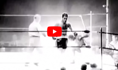 SAUVAGE : Rocky Marciano dans ses œuvres…