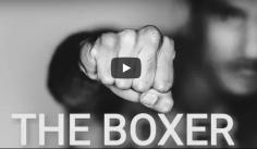 LE BOXEUR : un chouette slam avec des images de ce bon vieux Miguel Cotto