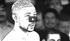 3 minutes de fighting spirit avec Diego Corrales