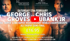 EUBANK vs GROVES : 24 minutes de teasing