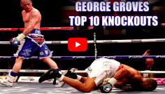 BOUM : Groves et Eubank Jr sèment le KO sur les rings