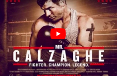 HOT : 1h30 de docu sur Joe Calzaghe