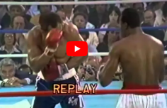 BRILLANT : le combat Larry Holmes vs Ken Norton en 1978