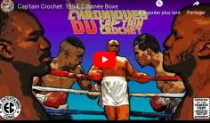 MYTHIQUE : sautez dans la machine à remonter le temps du Cap'tain Crochet pour revivre l'année boxe 1994