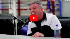 TRIPLE BOUM : The Fight with Teddy Atlas #3 #4 #5