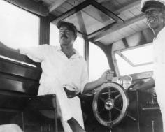 1 boxeur, 1 écrivain – BFF #8 : Tom Heeney & Ernest Hemingway