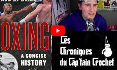 OUCH : le Cap'tain Crochet cogne dur dans son dernier Boxing Books