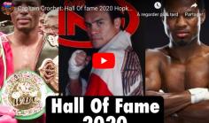 HALL OF FAME : Hopkins & Mosley, 2 monstres pour le prix d'une vidéo