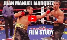 JUAN MANUEL MARQUEZ contre-attaque