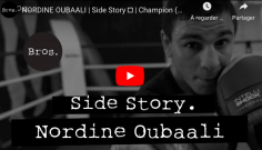 NORDINE OUBAALI : champion mon frère