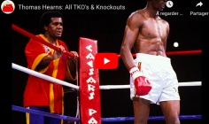 THOMAS « THE HITMAN » HEARNS : comme son surnom l'indique