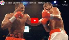 [TÉLÉBOXE] Holyfield vs. Bowe : cœur de poids lourd
