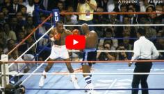 [TÉLÉBOXE] Hagler vs. Leonard : la classe et les vertus