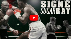 MASTERPIECE : comment Sugar Ray Leonard a bouffé le cerveau de Marvin Hagler