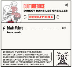 [DIRECT DANS LES OREILLES] Podcast #1 : Edwin Valero, Inca perdu