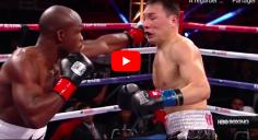 [TÉLÉBOXE] Tim Bradley vs. Ruslan Provodnikov : ils en ont dans le ventre
