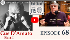 MUSIC TO MY EARS : Teddy Atlas raconte Cus D'Amato