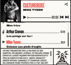 [DIRECT DANS LES OREILLES] Podcast #4 : Mike Tyson, colosse aux pieds d'argile