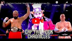 BROMANCE : 1h13 de discussion lourde entre Newfel Ouatah & le Cap'tain Crochet