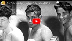 EXPLOSIF : le docu de PBS sur Max Schmeling et Joe Louis