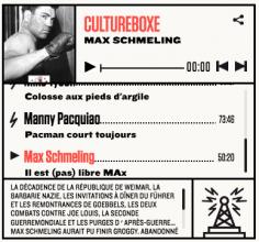 [DIRECT DANS LES OREILLES] Podcast #6 : Il est (pas) libre Max Schmeling