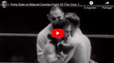 [TÉLÉBOXE] Marcel Cerdan vs. Tony Zale, orages d'acier à Jersey City